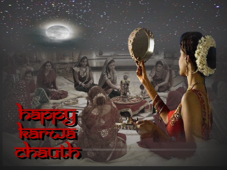 Stories behind Karwa Chauth by DwarkaExpress