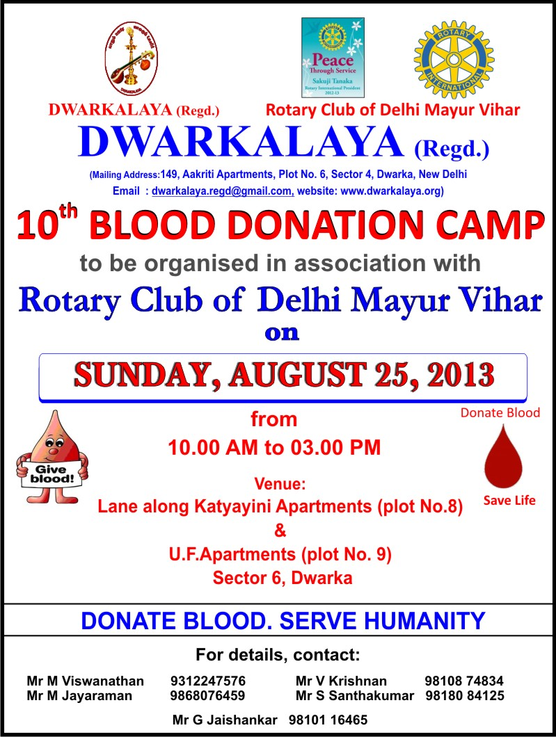 Essay On Importance Of Blood Donation