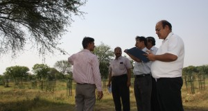 DDA Team Visits Water Bodies for Revival