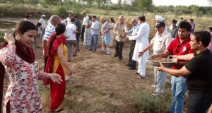 Dwarka Residents Join Hands for Revival of Water Bodies