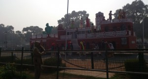 Dress Rehearsal Parade before Republic Day at India Gate