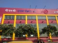 A Bright and Renamed Metro Station Sector 10 Dwarka