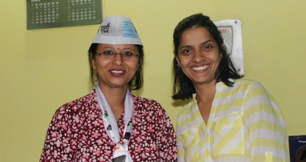 Conversation with Madhuri Varshney – MCD Councillor Candidate AAP Dwarka A