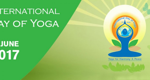 3rd Yoga International Day – Peace and Harmony to Soul