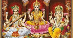 Puja Vidhi and Mantras on the festival of Diwali