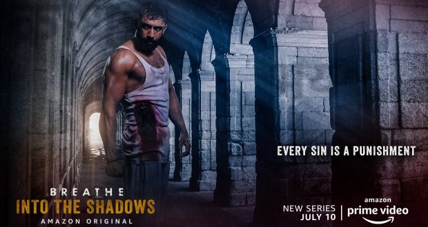 Amazon Prime Video reveals the first look of Amit Sadh in the all-new Amazon Original SeriesBreathe: Into the Shadows