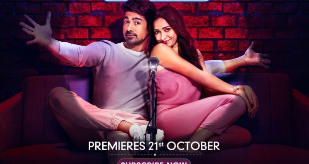 A com-rom set against the stand-up comedy scene in Gurgaon, set to premiere on 21st October, exclusively on ZEE5 Premium
